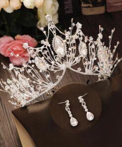 bijuteriiset bijuterii, set mireasa, coronita mireasa, diadema mireasa, bijuterii, bijuterii mireasa, accesorii, accesorii nunta, unique fashion,