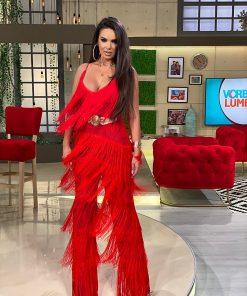 salopeta dama, unique fashion